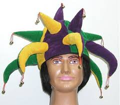 mardi gras hat mardi gras jester hat br with 13 points and jingle bells