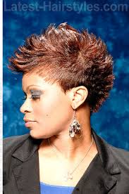 black women with short haircut and tappered sides mohawk hairstyle with tapered sides curly me pinterest