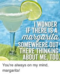 Margarita Meme - margaritatille i wonder if there is a somewhere out there thinking