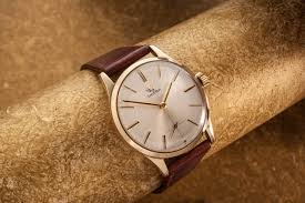 omega cal 265 9 ct gold denison case for 1 762 for sale from a