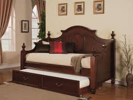 Daybed With Headboard by Bedroom Cozy Wood Tile Flooring With Black Daybed With Trundle