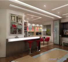 Modern Kitchen Ceiling Lights Modern Suspended Ceiling Systems For Kitchen With Integrated