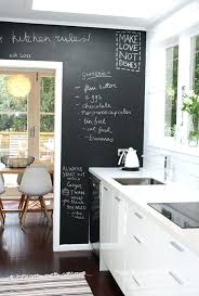 tableau noir cuisine ardoise deco cuisine dacco peinture tableau noir 8 idaces a la