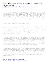 Legal Secretary Resume Samples by Legal Assistant Description For Resume Free Resume Example And