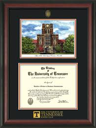 14x17 diploma frame rosewood tagged with seal watercolor official diploma frames