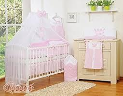 Baby Bedding Set 11 Pcs Brand New Princess Pink Baby Bedding Set Canopy