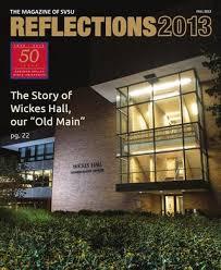 svsu u0027s reflections magazine fall 2012 by saginaw valley state