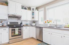 ideas for decorating kitchen how to update oak cabinets without painting best countertops for