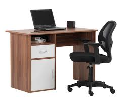 Office Table Back View Alphason Hastings Computer Workstation Amazon Co Uk Kitchen U0026 Home