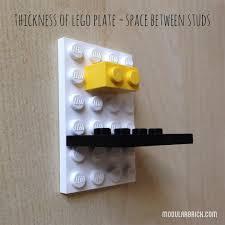 Ikea Ribba Lego Diy Minifigure Ikea Ribba Frame Display Modular Brick