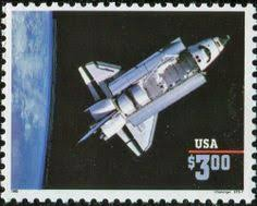 usps space shuttle challenger postal cover flown aboard sts 8