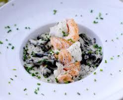 cuisiner morilles tresses de sole et saumon aux morilles recette de tresses de sole