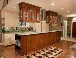 island kitchen cabinets recent hanging cabinets in island based kitchen gepetto