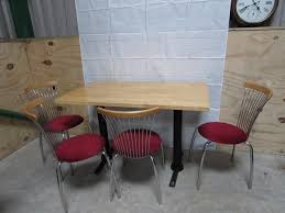 Modern Bistro Chairs Secondhand Chairs And Tables Cafe Or Bistro Chairs