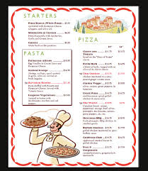 sample menu template free restaurant menu templates sample