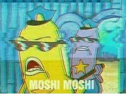 Moshi Moshi Meme - 25 best memes about moshi moshi desu moshi moshi desu memes