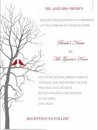 wedding invitation templates for word 2010 wedding invitation