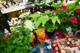 ideas for how to make your own fairy garden