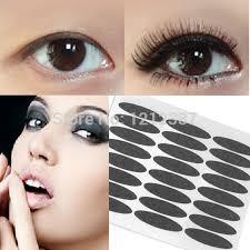 black eyeliner sticker eyelid eyeshadow temporary