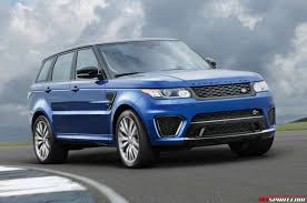land rover sport price range rover sport svr priced in u s uk and germany gtspirit