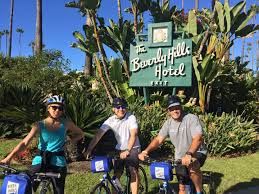Celebrity Homes In Beverly Hills by The Movie Star Homes Bike Tour Bikes And Hikes Los Angeles