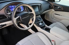 chrysler car interior 2015 chrysler 200c u2022 carfanatics blog