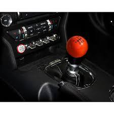Black 2014 Mustang Mustang Shift Knob Adapter Black Fiesta Focus St 2013 2017 2015 2017