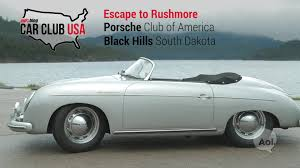 porsche usa car club usa porsche club of america escape to rushmore autoblog