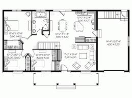 Bungalow Plans 4 Bed Bungalow Plans Home Design Inspirations