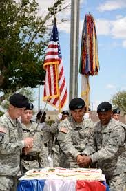 How Many Streamers Are On The Army Flag Wsmr Celebrates Army U0027s 239th Birthday Article The United