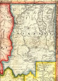 Spokane Washington Map Pend Oreille Pondoray County Washington Cram Map Wagenweb
