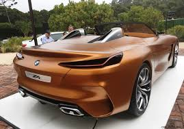 2017 bmw z4 concept by james crabtree 8