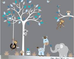 Boy Nursery Wall Decor by Baby Boy Wall Decal Etsy