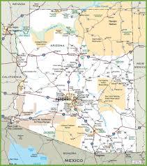 Asu Map Arizona Us Map Phoenix Map Usa Phoenix Usa Map Arizona Usa Map