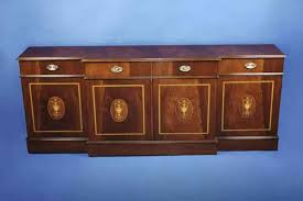 Antique Sideboard For Sale English Mahogany Breakfront Sideboard For Sale Antiques Com