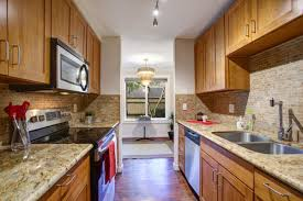 what to do with a small galley kitchen how galley kitchens are a comeback ink design