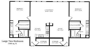 1300 sq ft floor plans floor plans u2013 tarry towne