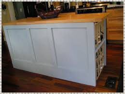 furniture white wooden movable kitchen island with 3 drawers and