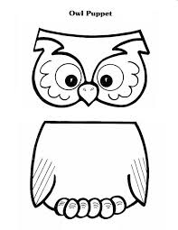 desert owl coloring page moon template az coloring pages what a hoot owls theme
