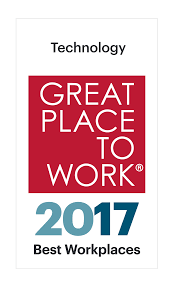 best large workplaces in technology 2017