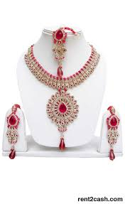 bridal jewellery on rent 18 best bridal jewelry on rent images on bridal