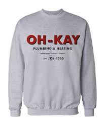 home alone sweater oh plumbing heating jumper home alone bestplayever com