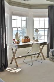 House Design Bay Windows by Best 25 Bay Window Curtains Ideas On Pinterest Bay Window