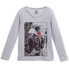 sylvester shirt eleven grey sylvester t shirt childrensalon