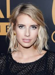 the blonde short hair woman on beverly hills housewives emma roberts hairstyles pictures short blonde and emma roberts