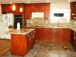 peninsula kitchen cabinets countertops with oak cabinet oak cabinets with granite peninsula