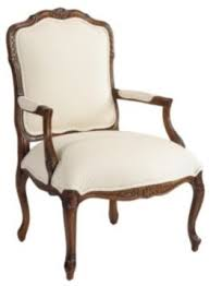 Traditional Armchairs Luxe Report Luxe Decor French Chairs