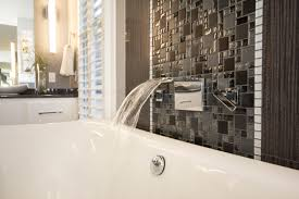 modern luxury master bathroom with modern master bathroom design