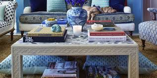 Living Room Table Decoration 32 Best Coffee Table Styling Ideas How To Decorate A Square Or
