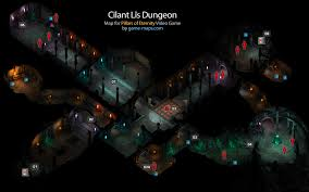 Poe Maps Cilant Lis Dungeon Pillars Of Eternity Walkthrough With Maps